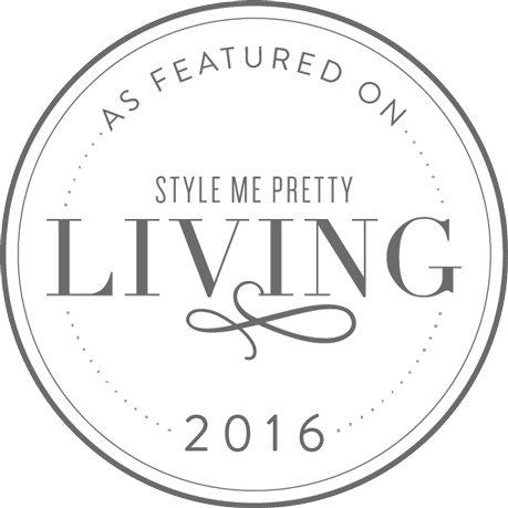 San Diego photographer featured on Style Me Pretty Living
