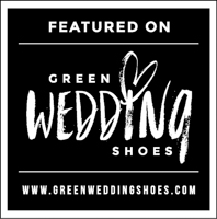 San Diego wedding photographer featured on Green Wedding Shoes