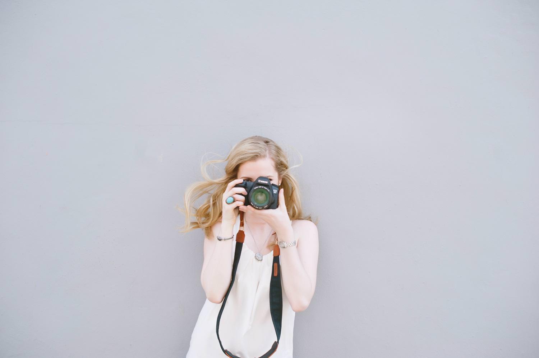 How Cavin Elizabeth became a wedding photographer