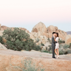 Joshua Tree engagement photography 2