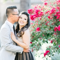 Mission San Juan Capistrano Engagement Photos 7