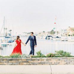 Romantic Hotel Del Coronado Engagement 14
