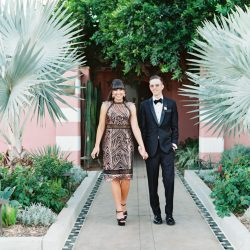 Sands Hotel Engagement Photos in Indian Wells 21