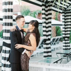 Sands Hotel Engagement Photos in Indian Wells 29