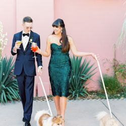 Sands Hotel Engagement Photos in Indian Wells 6