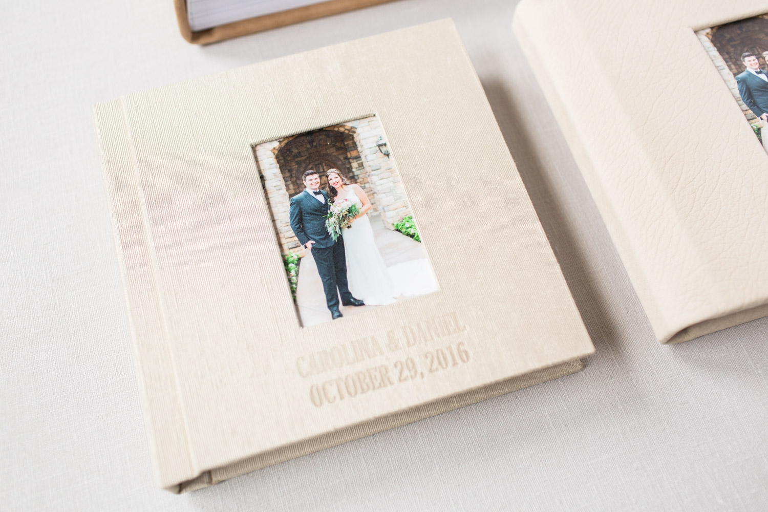 Gorgeous Wedding Album Collection from Cavin Elizabeth Photography 2