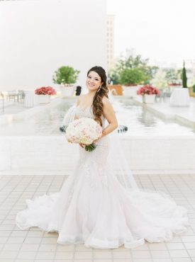 Elegant Westgate Hotel Wedding in Downtown San Diego 23