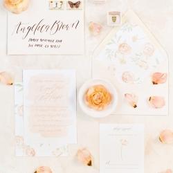 Apricot Bridal Editorial - Cavin Elizabeth 1
