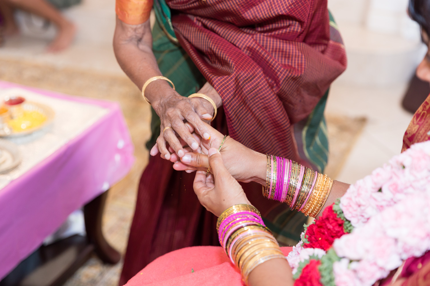 Traditional Indian Baby Shower, Family Photographer In San Diego, Event  Photos In San Diego ...