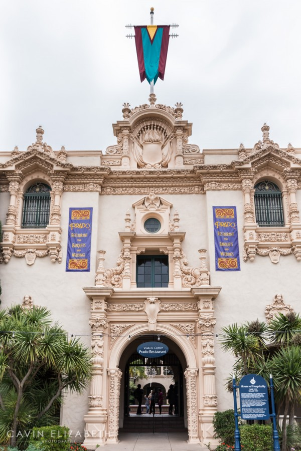 The Prado at Balboa Park, the Prado wedding reception venue, the prado at balboa park wedding venue