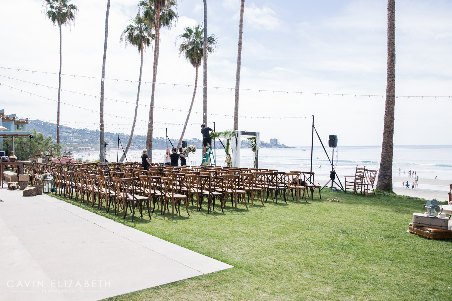 Scripps Auditorium Wedding Ceremony Venue