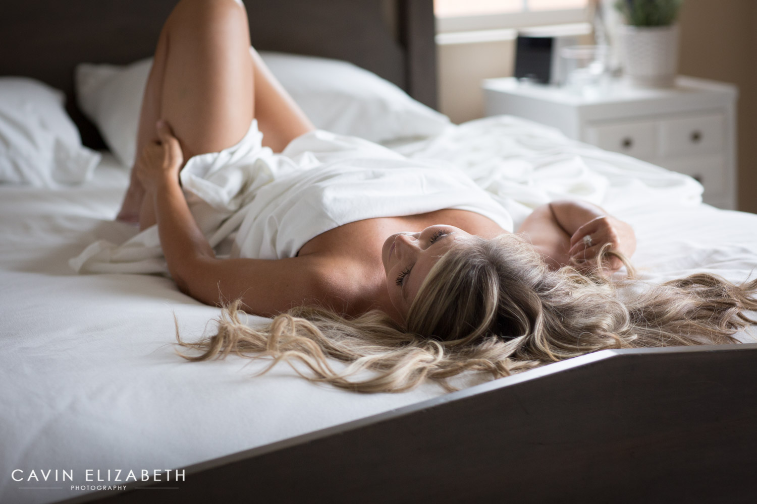 Delicieux Beautiful Boudoir Photo Ideas And Posing On The Bed, Cavin Elizabeth Photography  Boudoir Photographer In ...