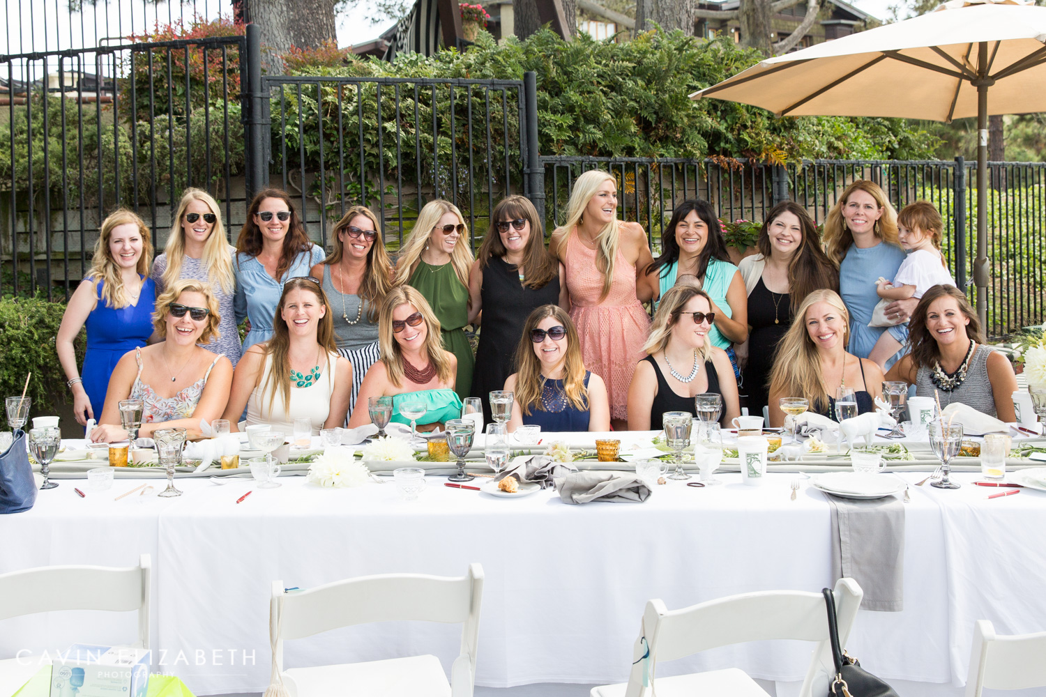Baby Shower At The Lodge At Torrey Pines