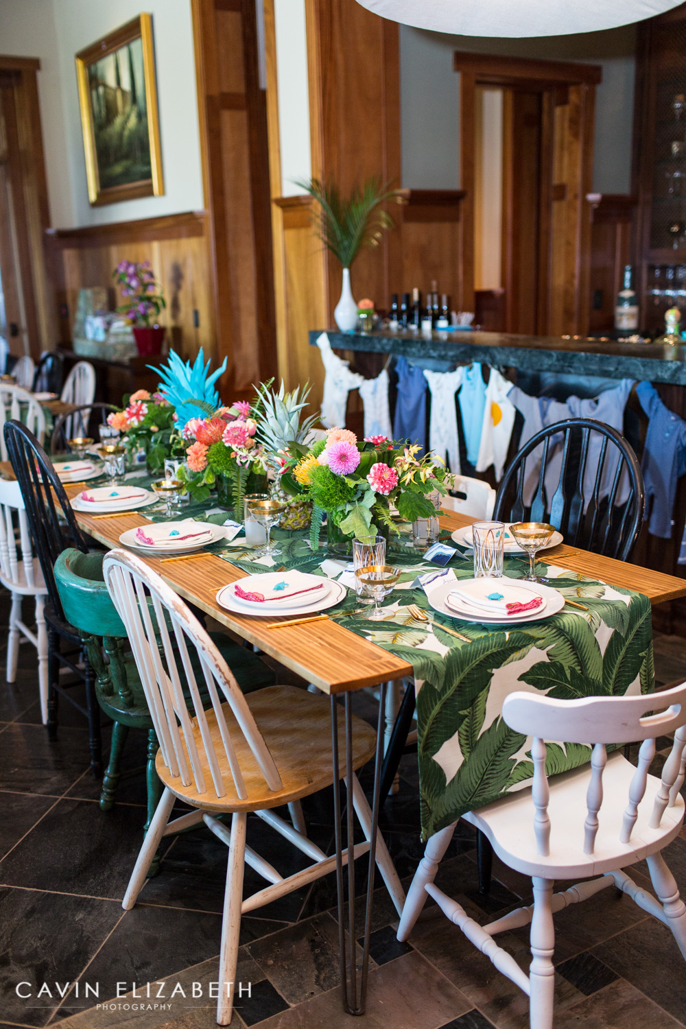 Exceptional Tropical Baby Shower Theme For A Boy, Stylish Baby Shower Ideas ...