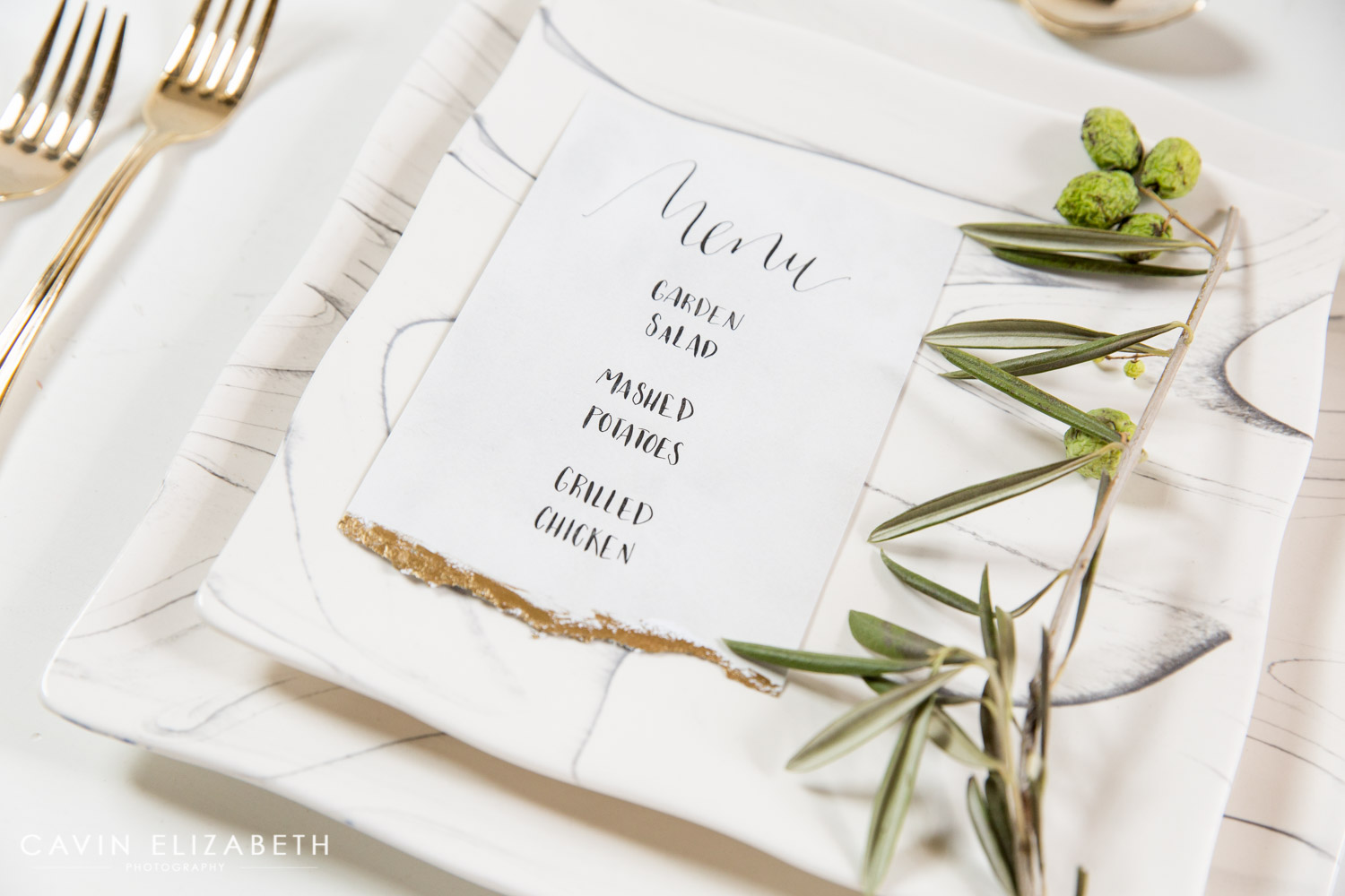 Santorini Greece Wedding Inspiration in San Diego