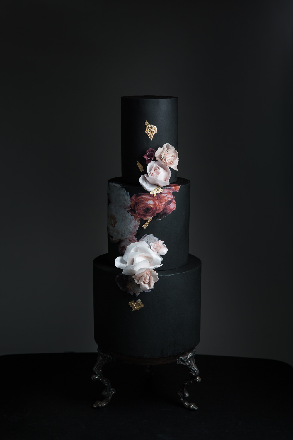 Layer Cake Artist : 100 Layer Cake s Black Cake Ideas Hey There, Cupcake ...