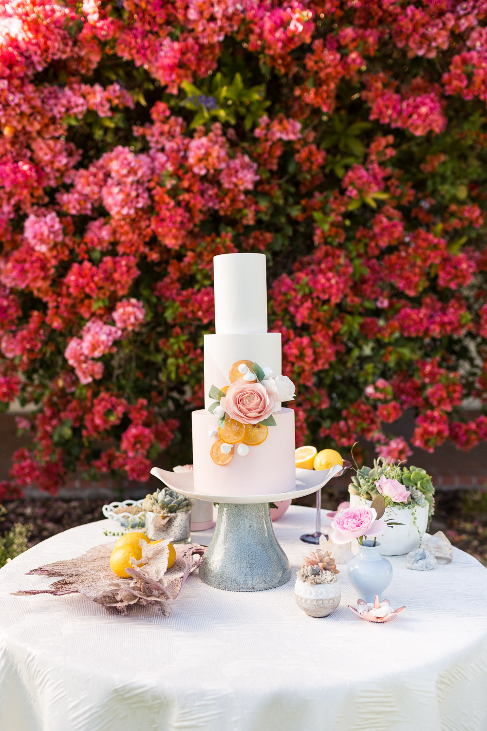 wedding cakes santa fe inn at rancho santa fe wedding in the lemon grove 25433