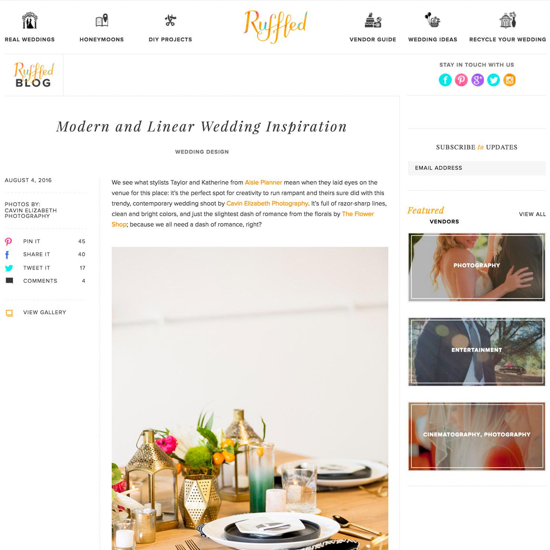 San Diego wedding photographer featured on wedding chicks press blog