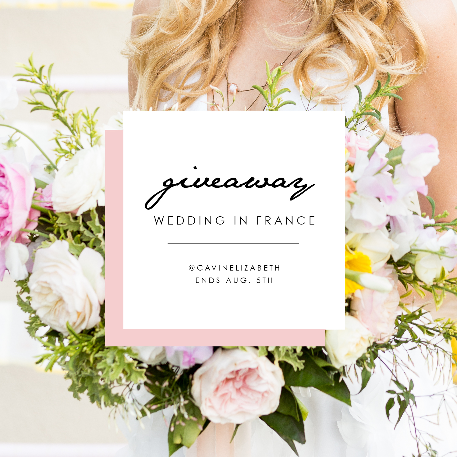 Wedding Giveaway: France Wedding Photography Giveaway For 2017 + Early 2018