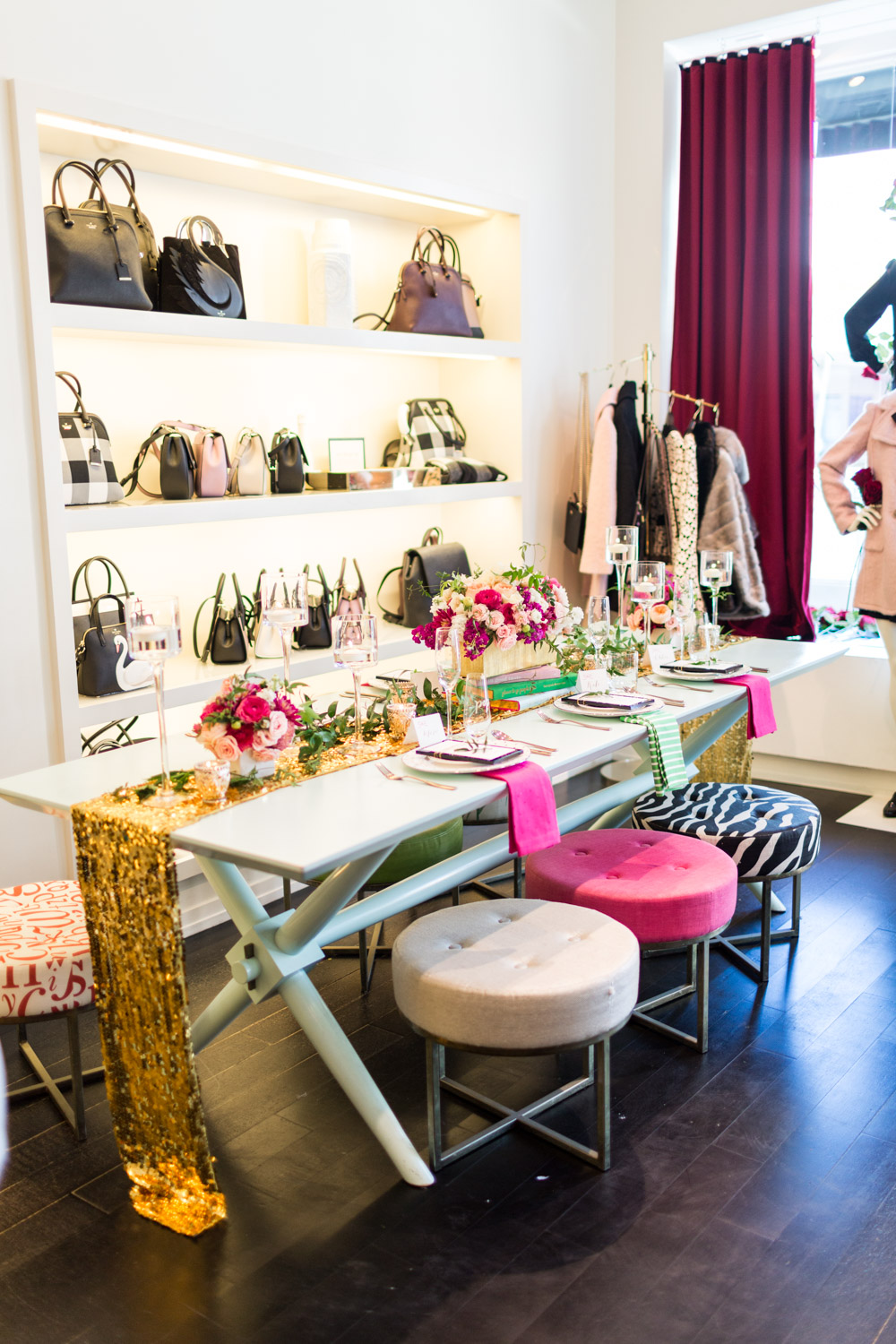 Kate Spade Bridal Event In San Diego With Couture Events And Cavin Elizabeth Photography