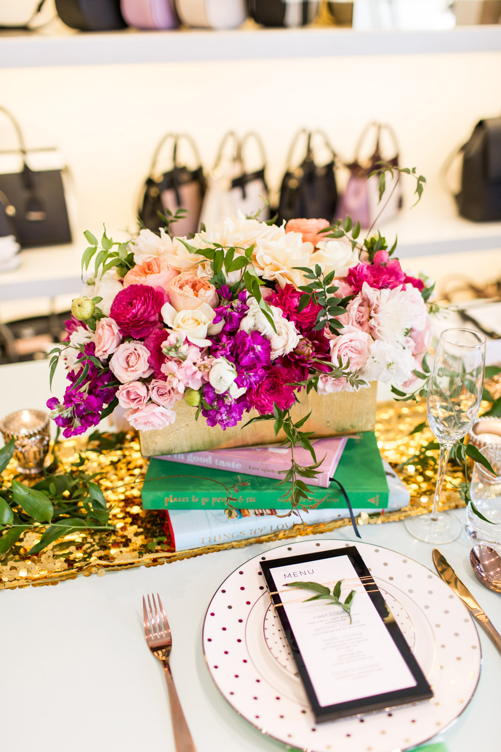 Kate Spade Bridal Event In San Diego With Couture Events