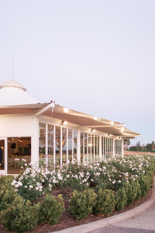 Indian Wells Golf Resort reception pavilion, Cavin Elizabeth Photography