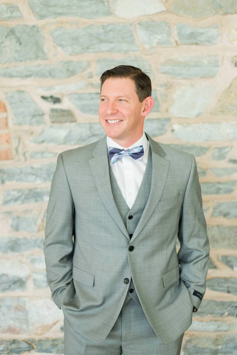 Walker\'s Overlook Garden Wedding Published on The Perfect Palette