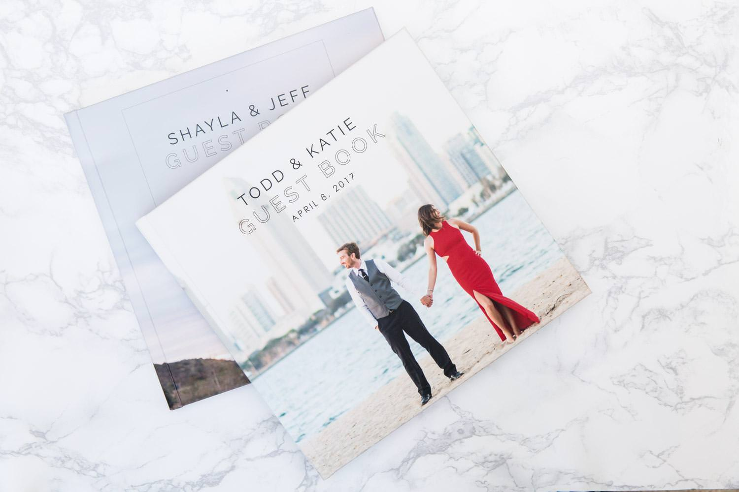 When You Should Schedule Engagement Photos for Wedding Guest Book