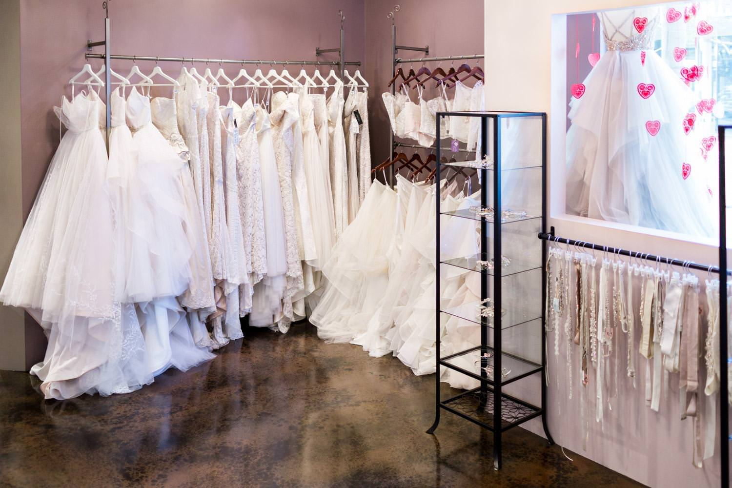 The White Flower Bridal Boutique, San Diego Wedding Dress Boutiques