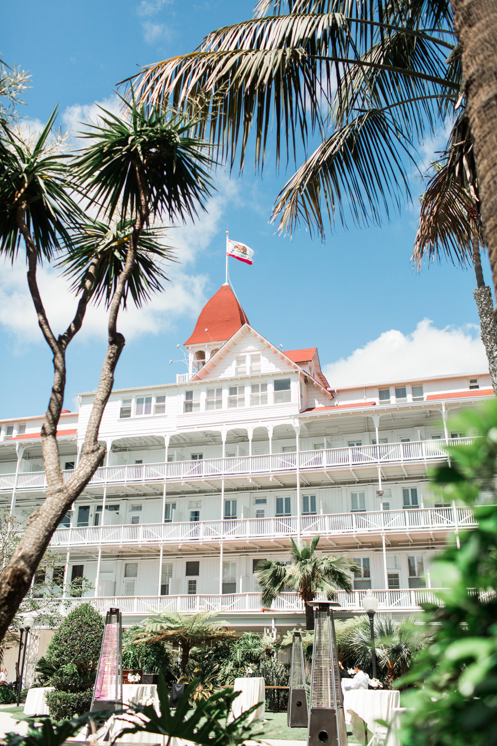Hotel del Coronado wedding, Cavin Elizabeth Photography