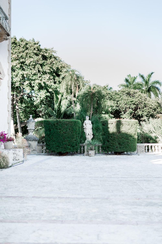 Miami Vizcaya Museum Wedding Photography venue photo, Cavin Elizabeth Photography