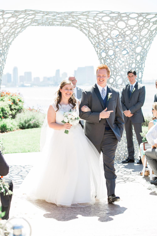 Brunch Wedding at Tom Ham\'s Lighthouse on Harbor Island