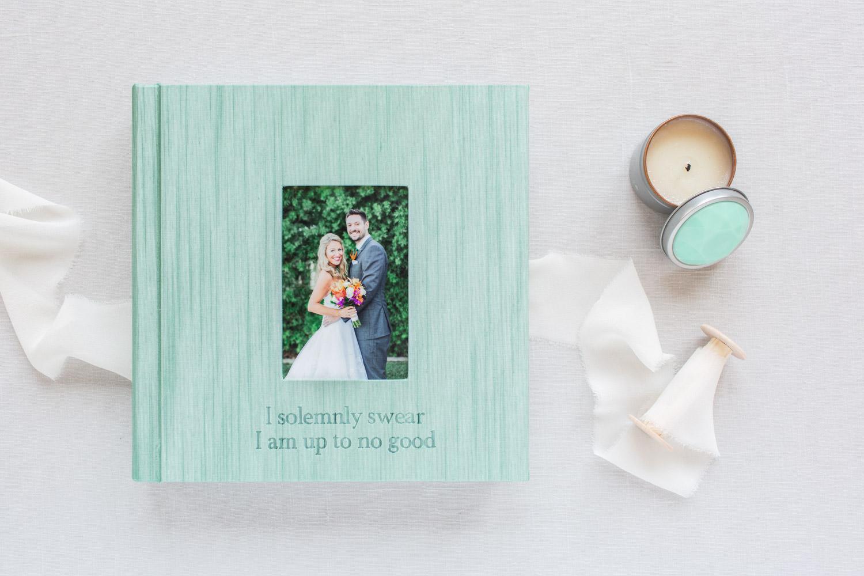 Wedding Album Reveal | Real Couple Reacting to their Wedding Album with Cavin Elizabeth Photography