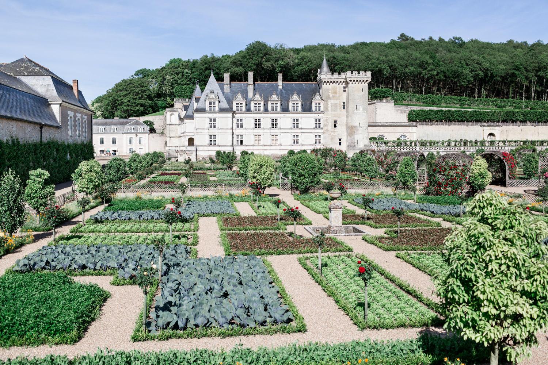 Château de Villandry Loire Valley by Cavin Elizabeth
