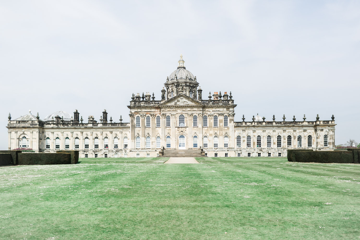Elegant and Historic Castle Howard Wedding Venue in York