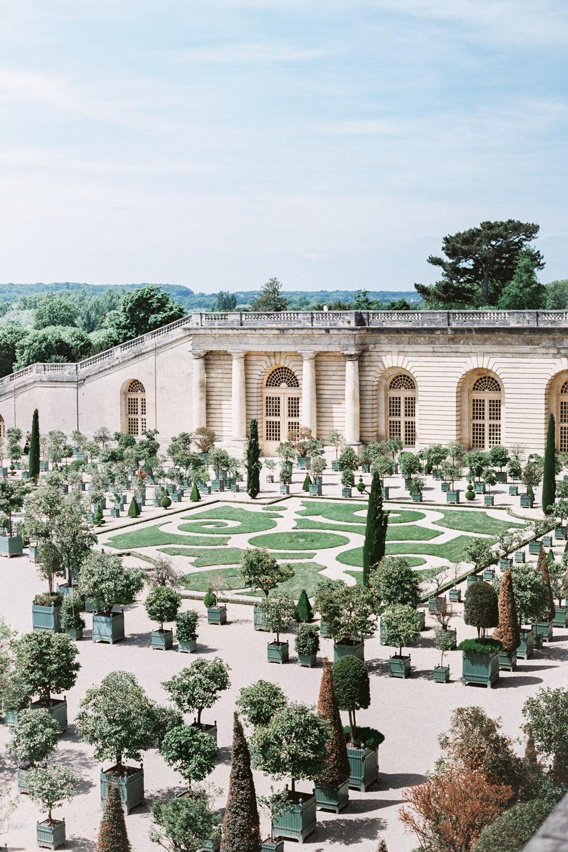 Palace of Versailles by Cavin Elizabeth 1