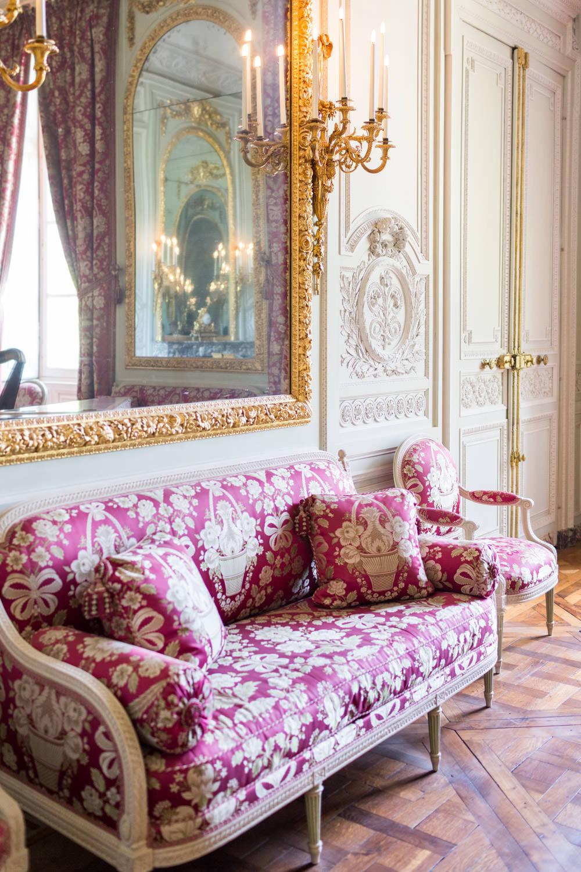 Palace of Versailles by Cavin Elizabeth