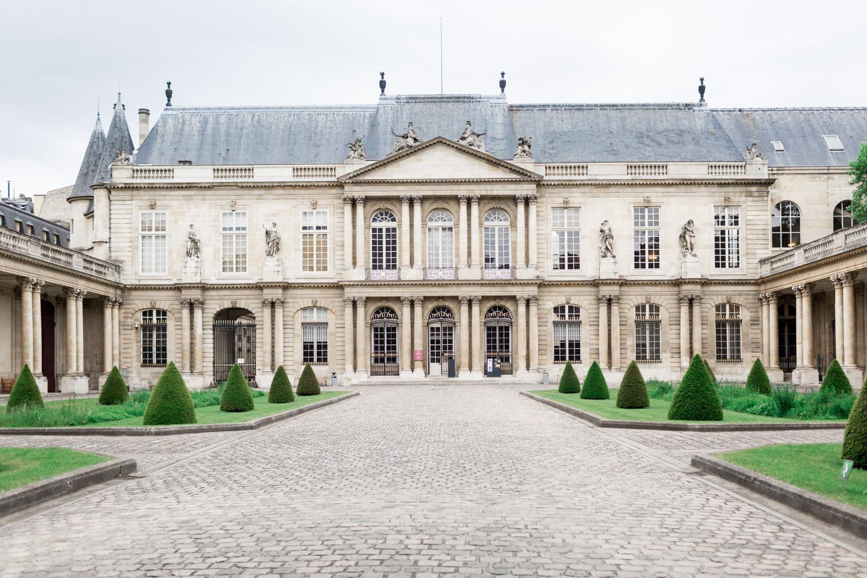 Musée des Archives nationales, hôtel de Soubise, Cavin Elizabeth Photography Paris Wedding Photographer