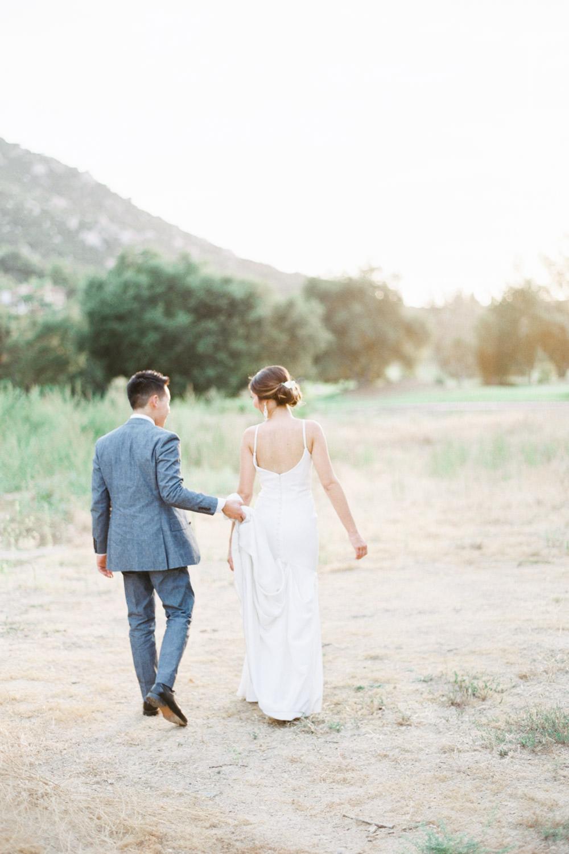 Mt Woodson Castle Wedding by Cavin Elizabeth