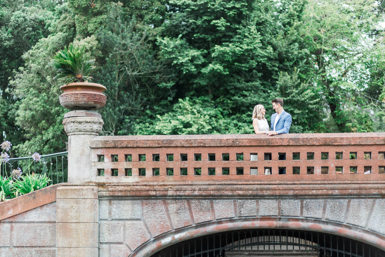 Golden Gate Park Engagement Photos in San Francisco by Cavin Elizabeth