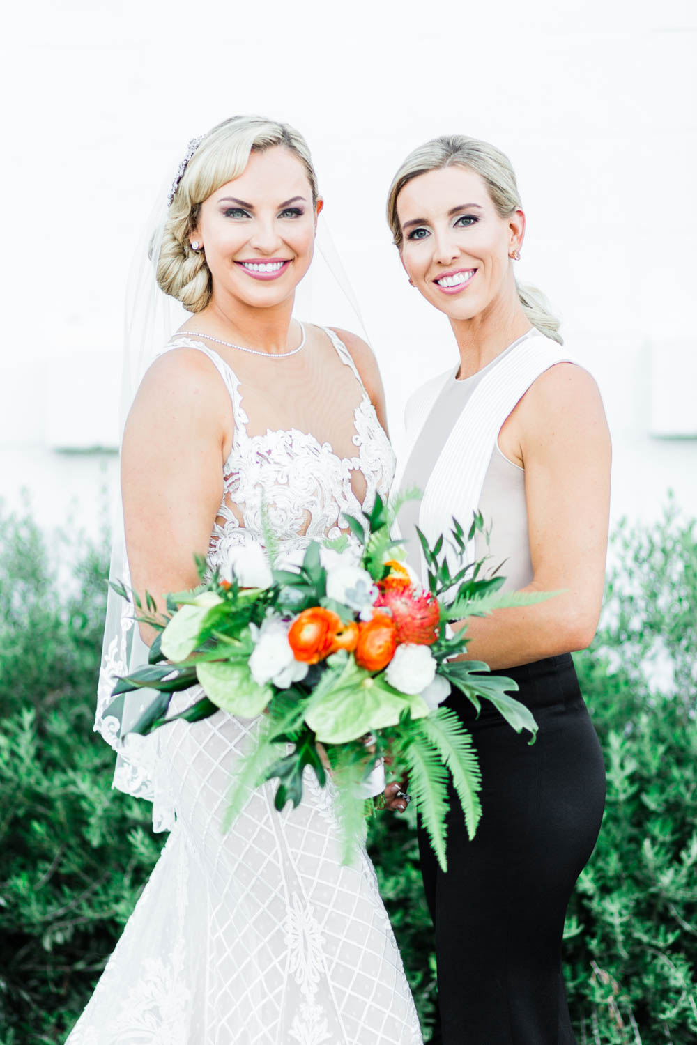 Eight4Nine Wedding in Palm Springs, 849 wedding in Palm Springs portraits, Cavin Elizabeth Photography