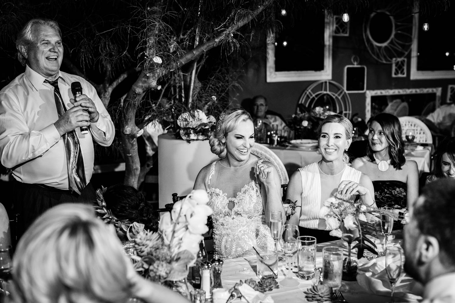 Eight4Nine Wedding in Palm Springs, 849 wedding in Palm Springs reception, Cavin Elizabeth Photography
