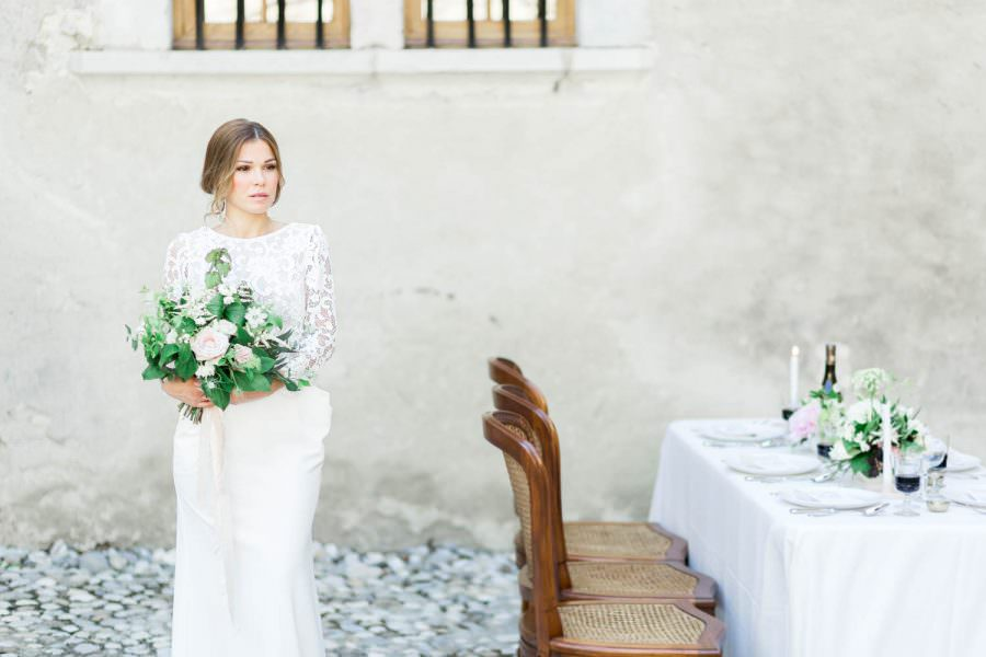 French Countryside Chateau Wedding in Jongieux, Cavin Elizabeth Photography