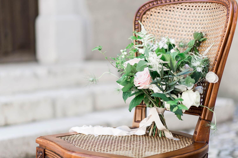 Chateau de La Mar Wedding, French Countryside Chateau Wedding in Jongieux, Cavin Elizabeth Photography
