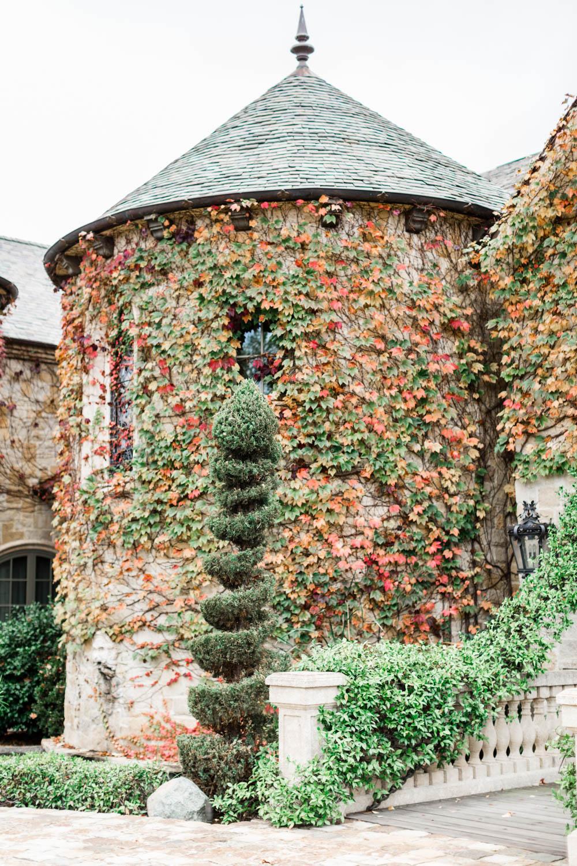 Hidden Castle, a European Style Wedding Venue in Rancho Santa Fe