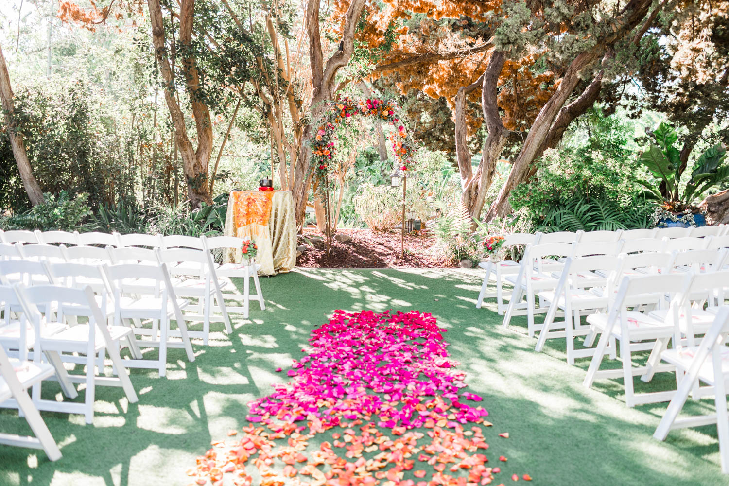 San Diego Botanic Garden Wedding | San Diego Botanic Garden Wedding In Encinitas