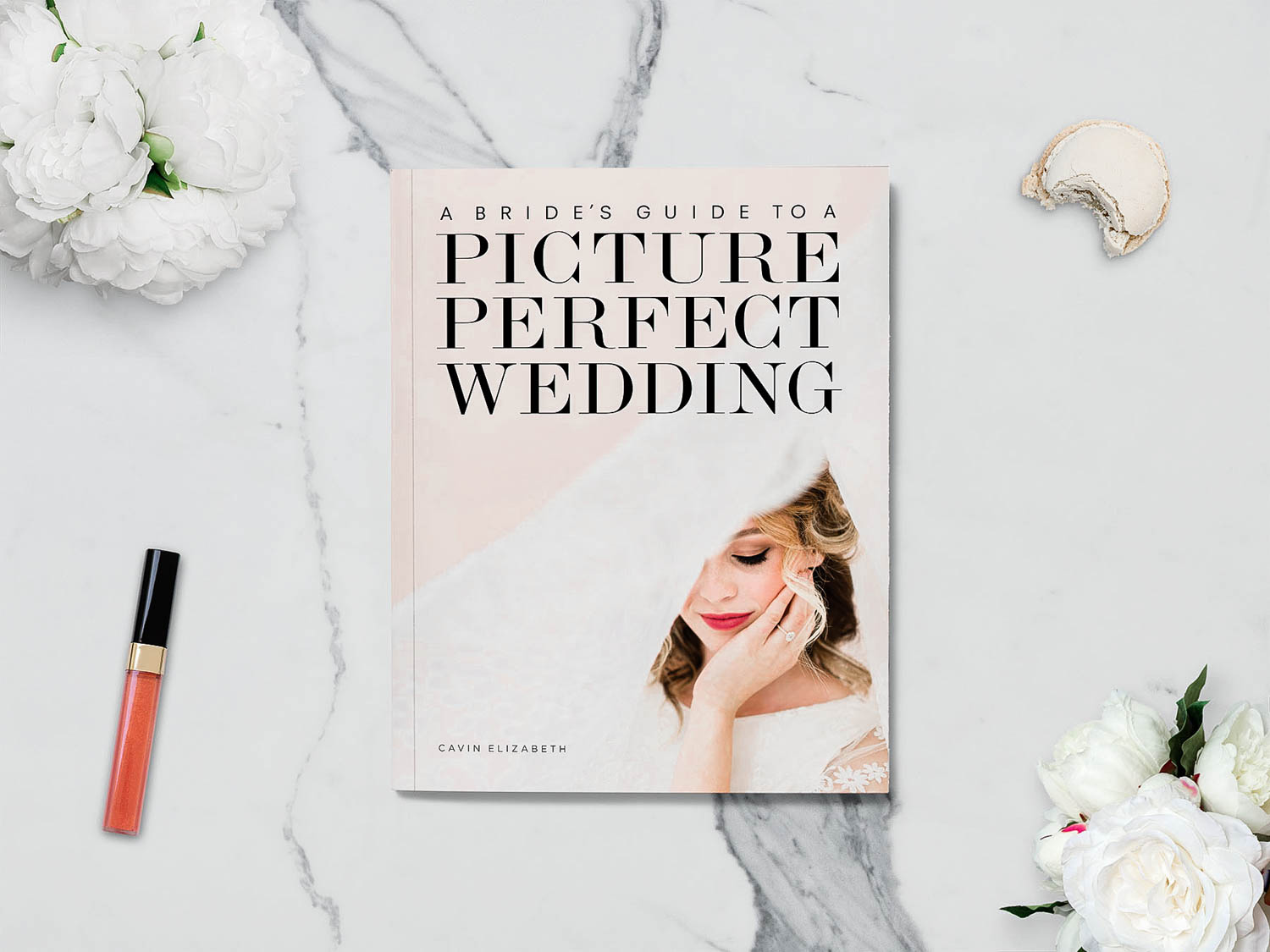 Cavin Elizabeth Book Launch of A Bride's Guide to A Picture Perfect Wedding