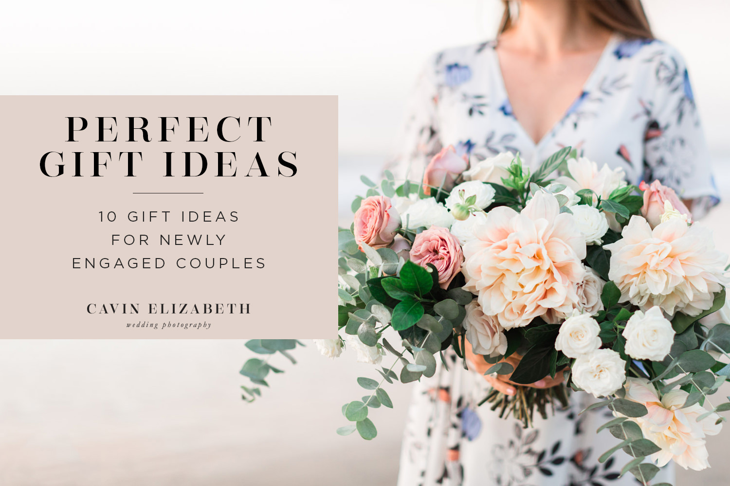 Wedding Gift Ideas For Couples: 10 Ideas For Wedding Gifts For Newly Engaged Couples In 2018
