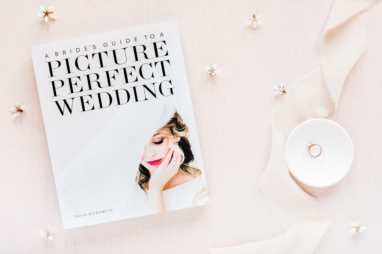 A Bride's Guide to a Picture Perfect Wedding, Wedding planning book for brides