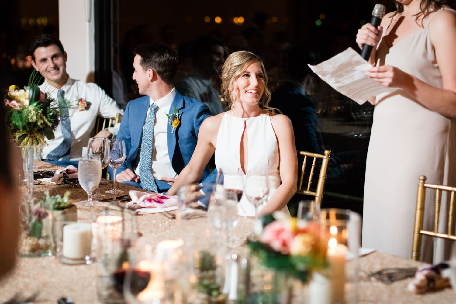 Toasts, La Quinta Resort wedding, Cavin Elizabeth Photography
